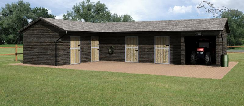 Suffolk (3 Stables)
