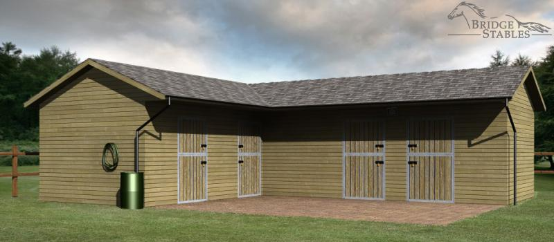 Shire (3 Stables)