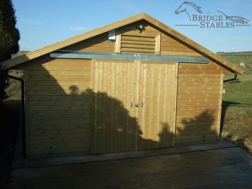 Barn Installation